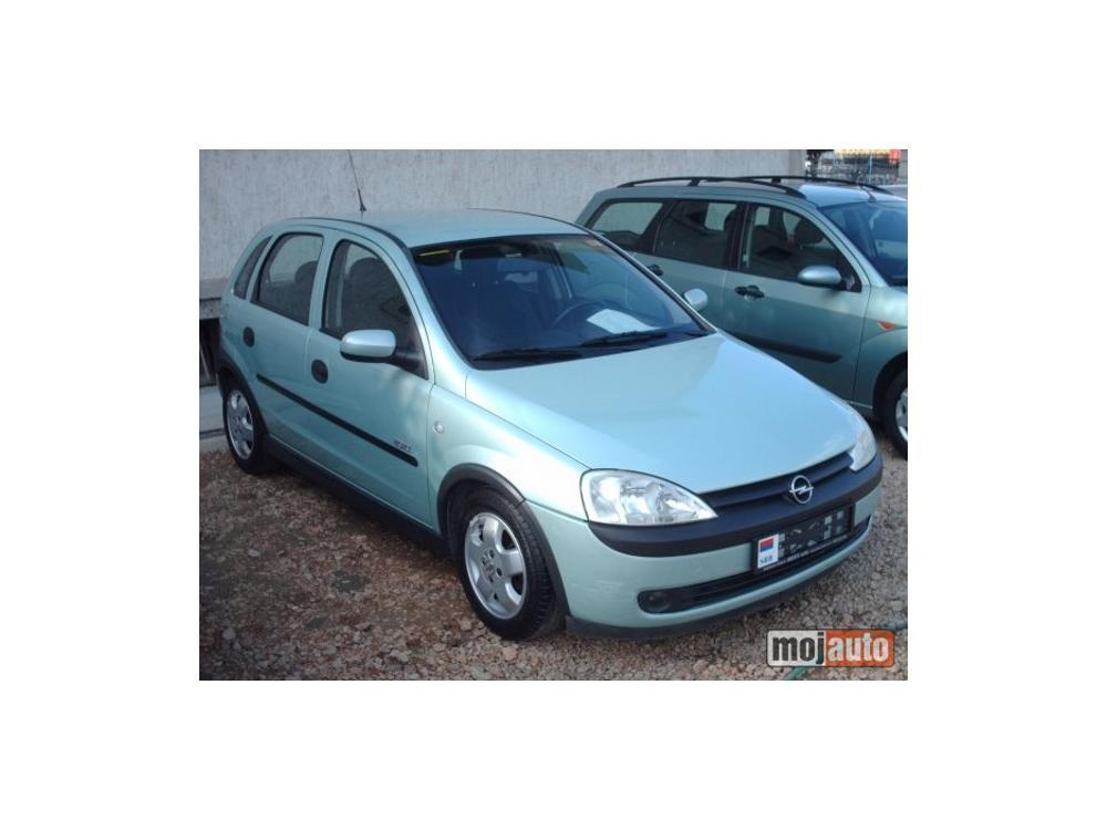 Prodám Opel Corsa 1.2 16v