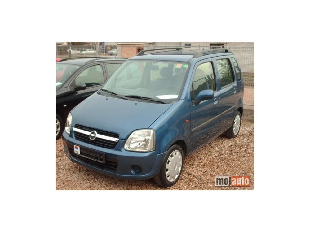 Prodám Opel Agila 1.0 12V