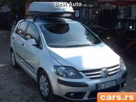 Volkswagen Golf 1.9 TDI PLUS