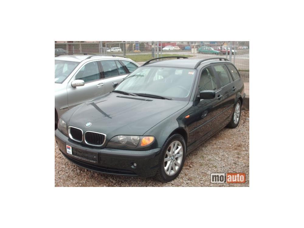 Prodám BMW 320 320 D