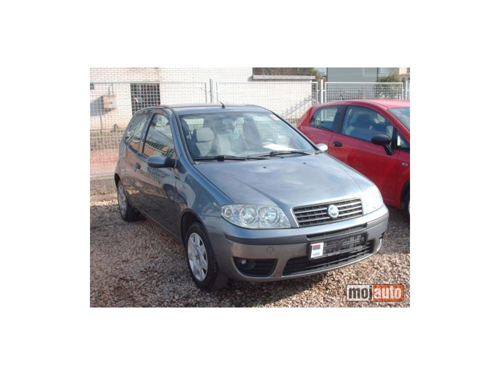 Prodám Fiat Punto 1.2 16V