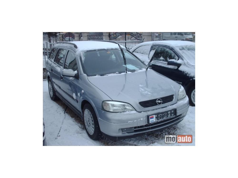 Prodám Opel Astra 2.0 DTI