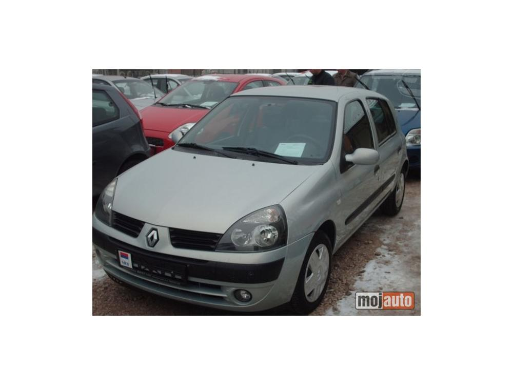 Prodám Renault Clio 1.2 16v