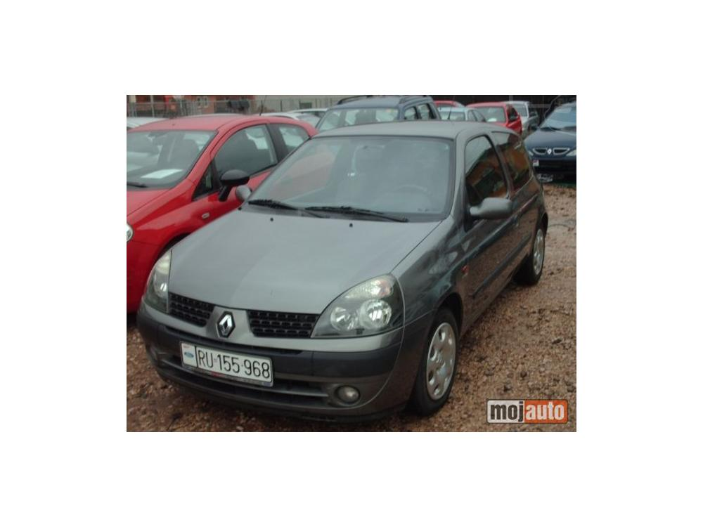 Prodám Renault Clio 1.5 DCI DINAMIK