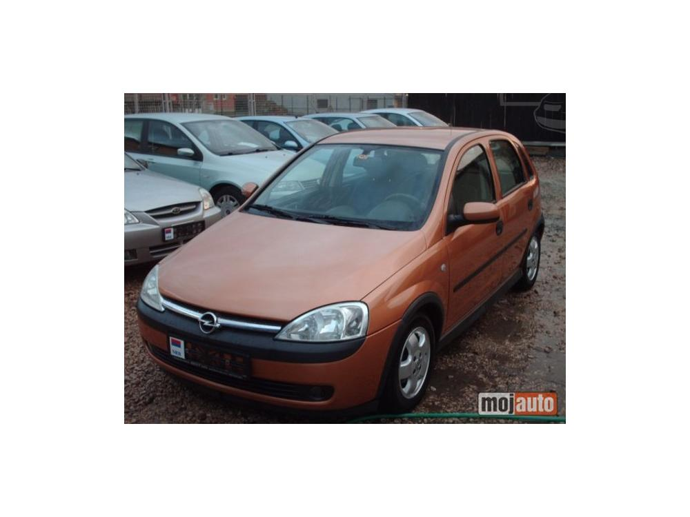 Prodám Opel Corsa 1.7 di