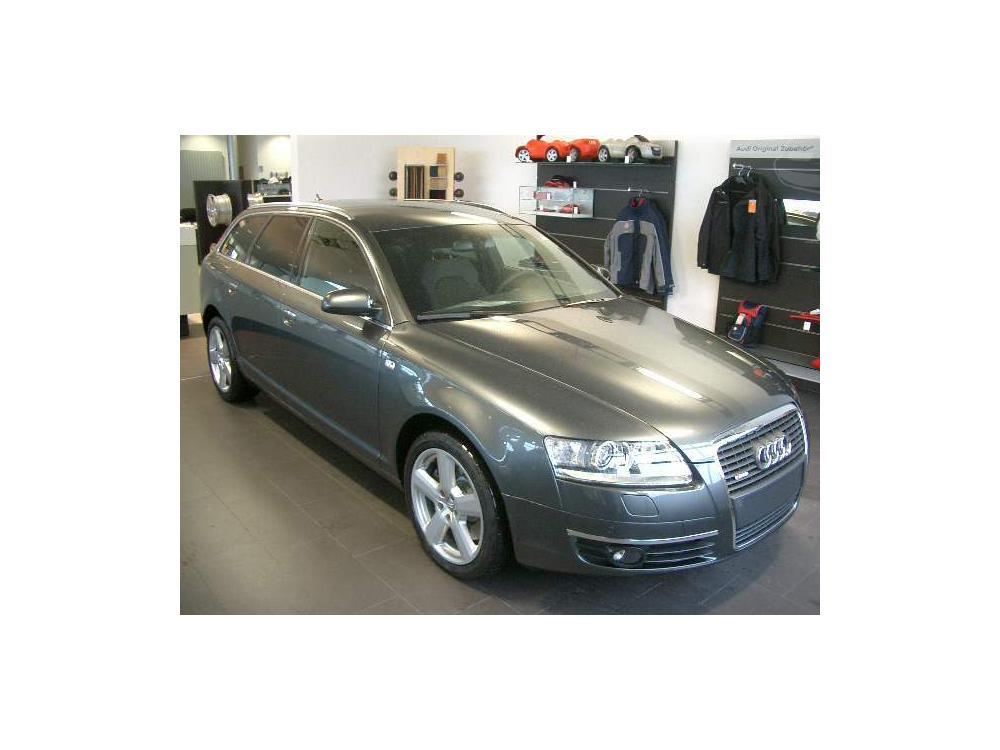 Prodám Audi A6 Avant 3.0 TDI (DPF) quattro tiptr.