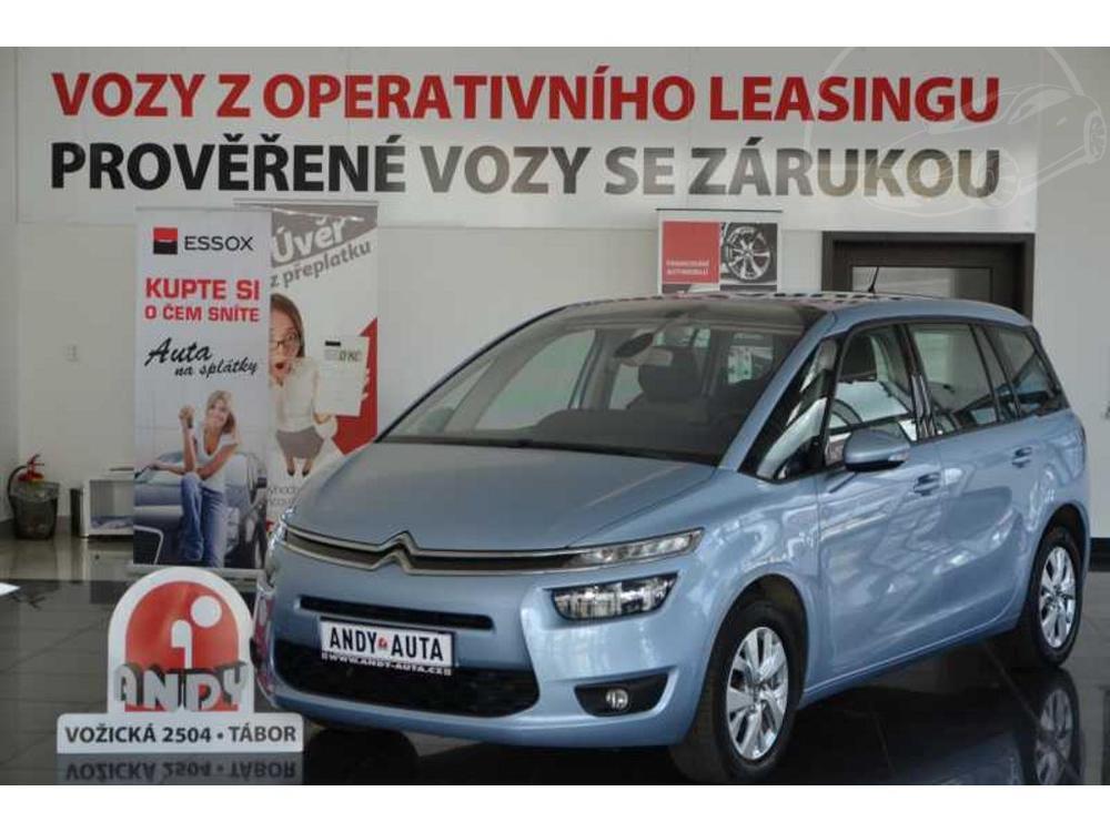 Prodám Citroën C4 Picasso GRAND 1,6 HDI,S.KNIHA,ALU