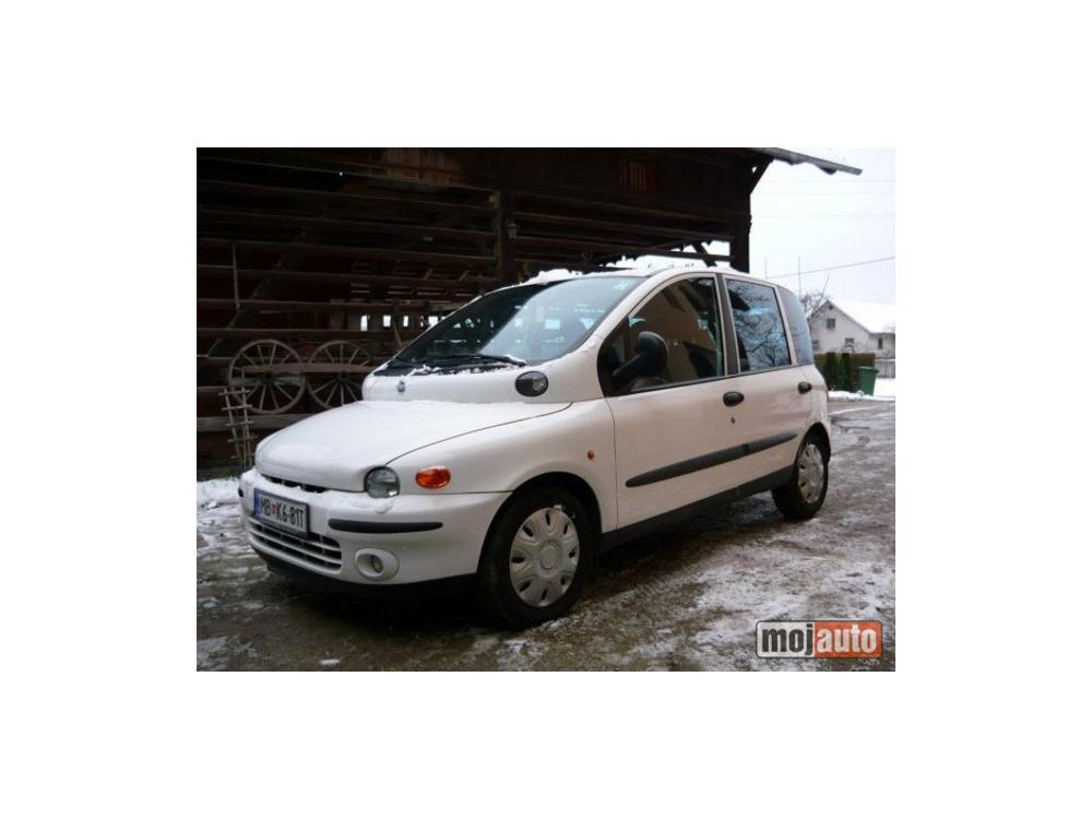 Prodám Fiat Multipla 1,9 jtd