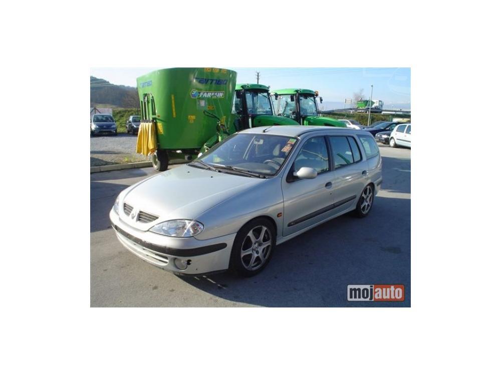Prodám Renault Megane 1,6i