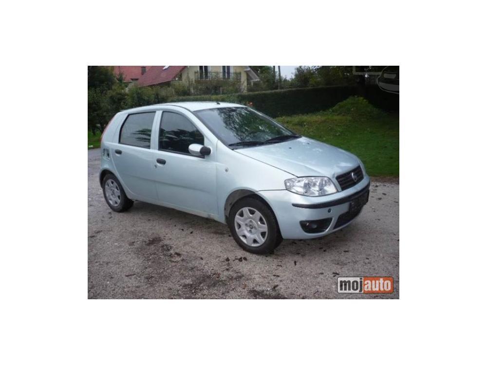 Prodám Fiat Punto 1,2i