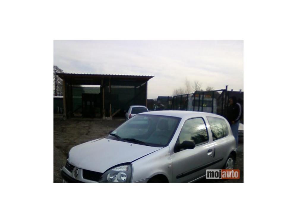 Prodám Renault Clio 1,2i