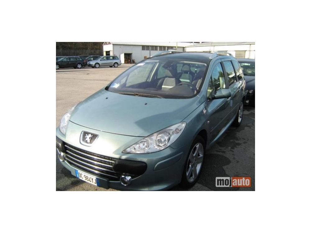 Prodám Peugeot 307 2,0 hdi 16v