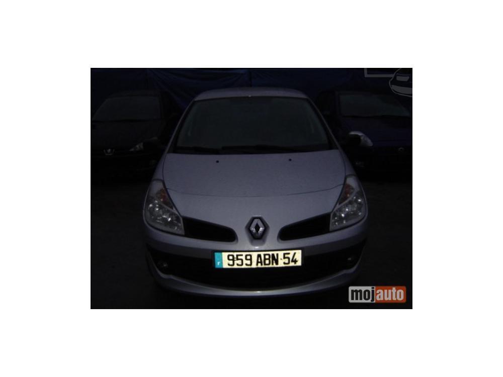 Prodám Renault Clio 1.5dci