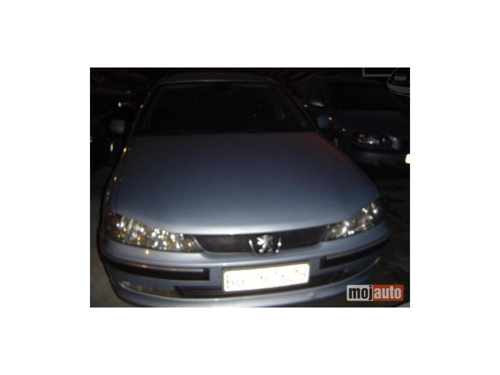 Prod�m Peugeot 406 2.0hdi