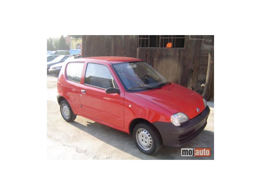 Prodám Fiat Seicento 1.1b