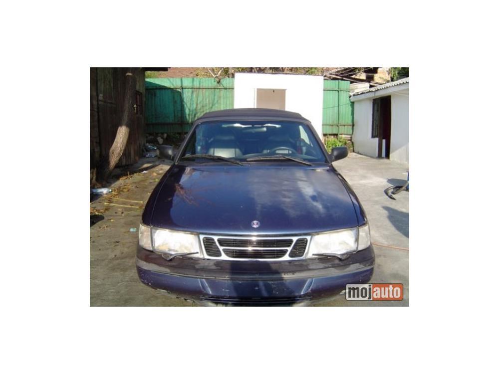 Prodám Saab 900 2.0b