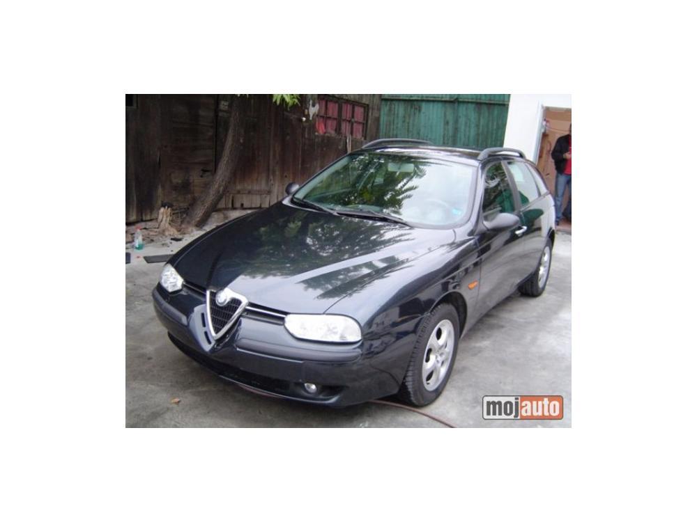 Prodám Alfa Romeo 156 1.9 jtd sw
