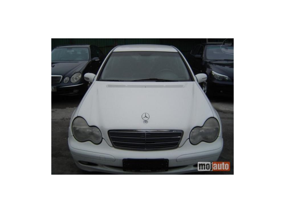 Prodám Mercedes-Benz C 220 C 200 cdi