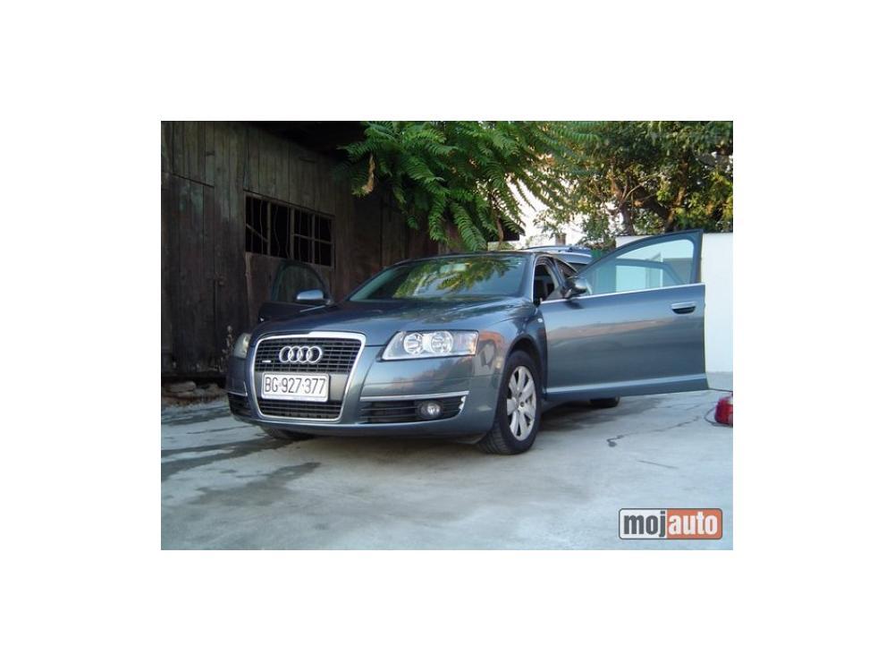 Prod�m Audi A6 3.0 tdi