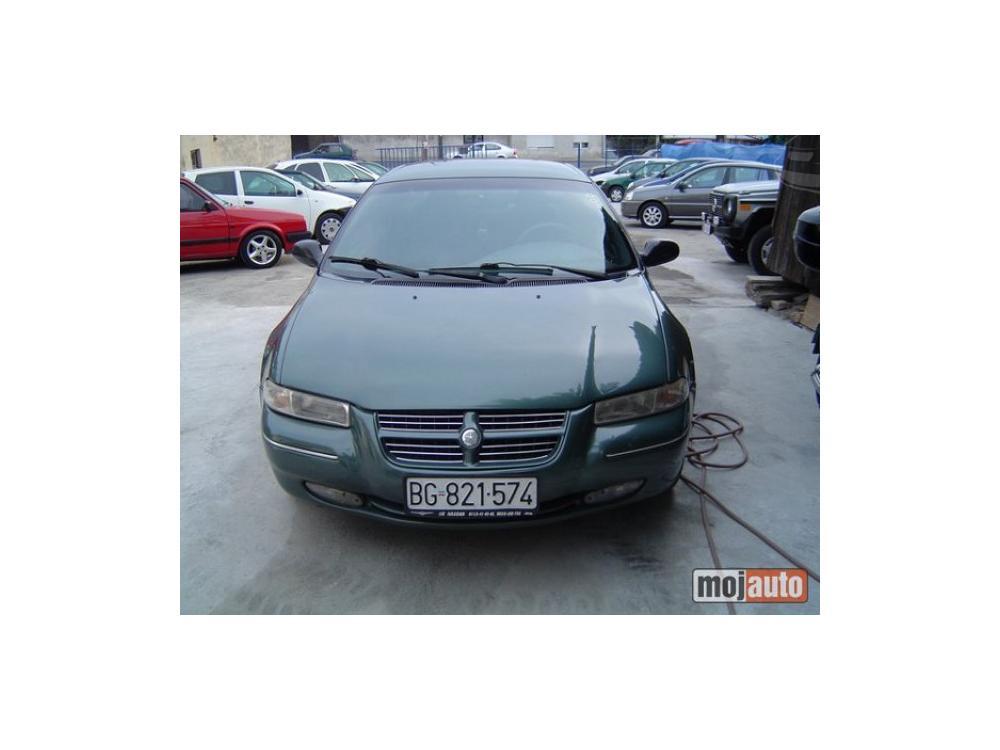 Prodám Chrysler Stratus 2.5