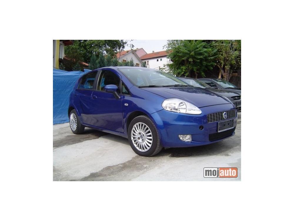 Prod�m Fiat Grande Punto 1.3multijet