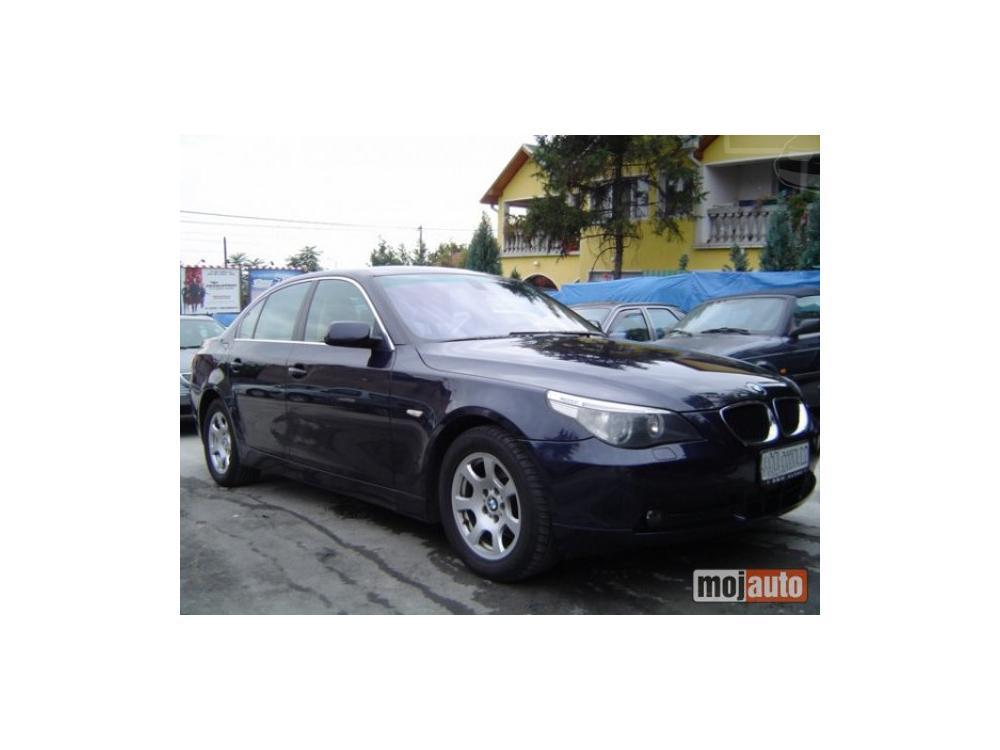 Prodám BMW 520 520