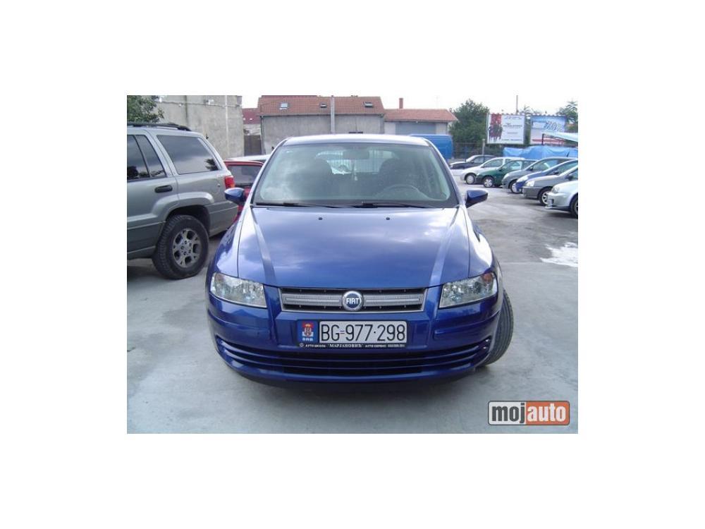 Prodám Fiat Stilo 1.9 Mjet