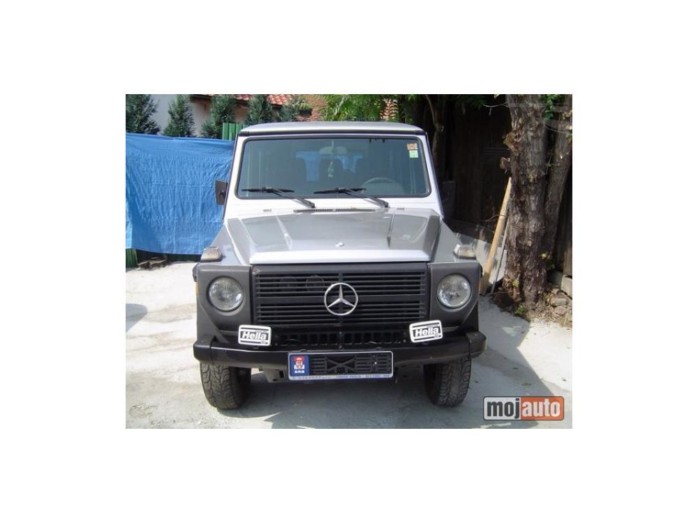 Prodám Mercedes-Benz G 290 D
