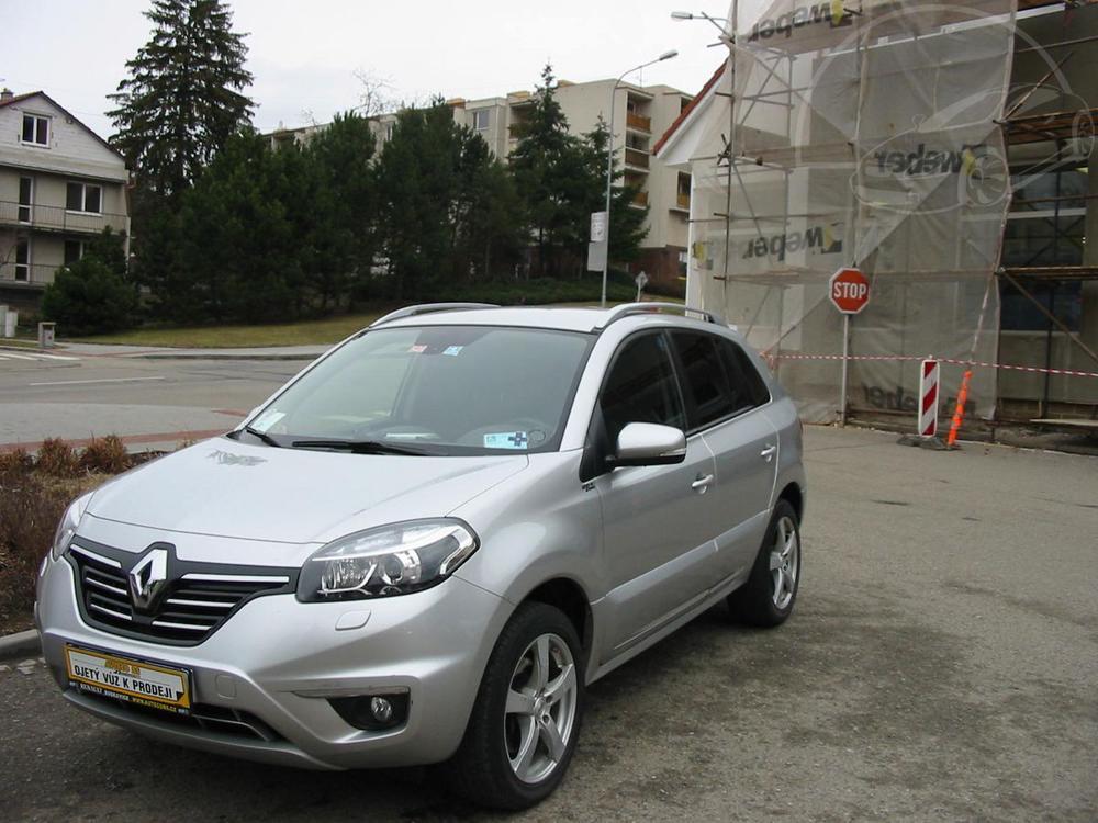 Prodám Renault Koleos 2.0 DCI 127 kW