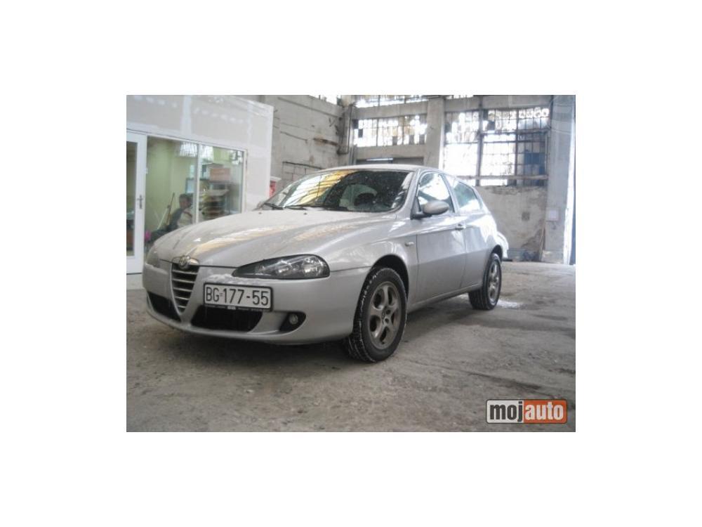 Prodám Alfa Romeo 147 1.9 MJ