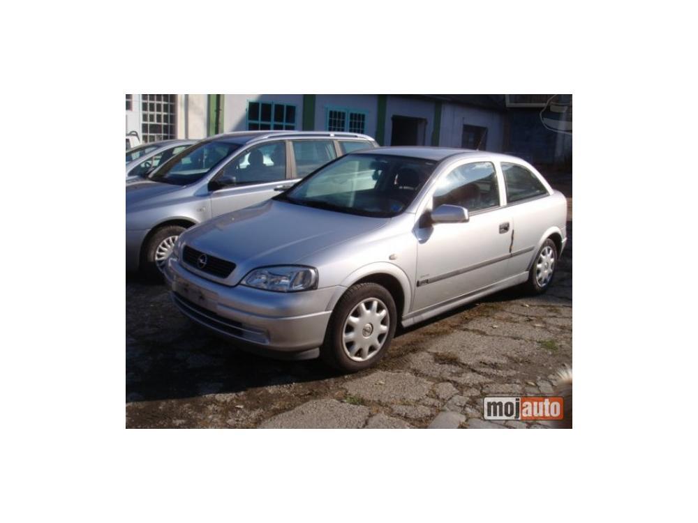 Prodám Opel Astra 1.2 benzin