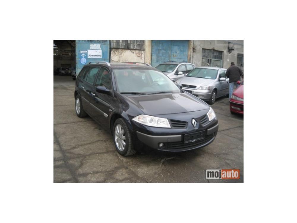 Prodám Renault Megane 1.9DCI SW autom