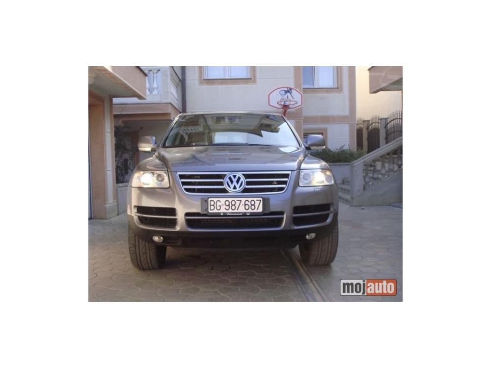 Prodám Volkswagen Touareg 3.2 V6