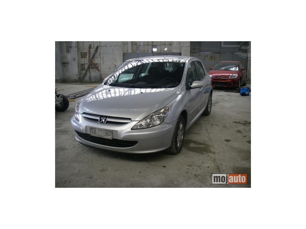 Prodám Peugeot 307 1.6 benzin