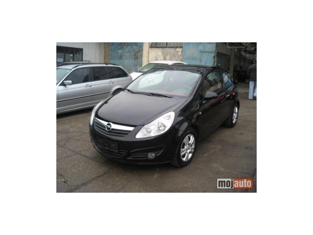 Prodám Opel Corsa 1.2 benzin