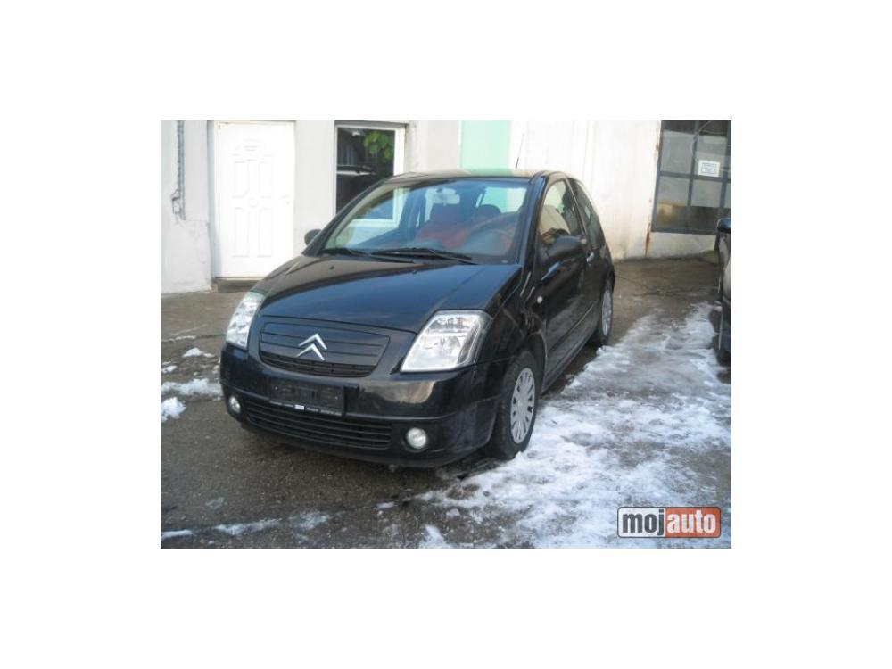 Prodám Citroën C2 1.1 benzin