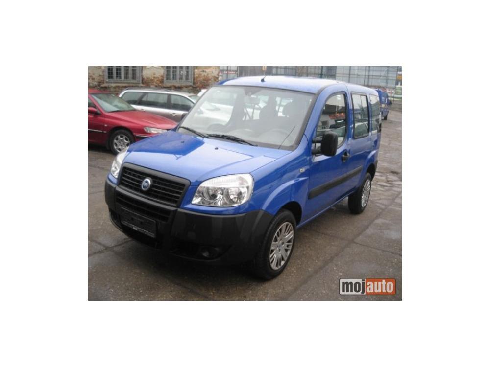 Prod�m Fiat Doblo 1.3  multijet