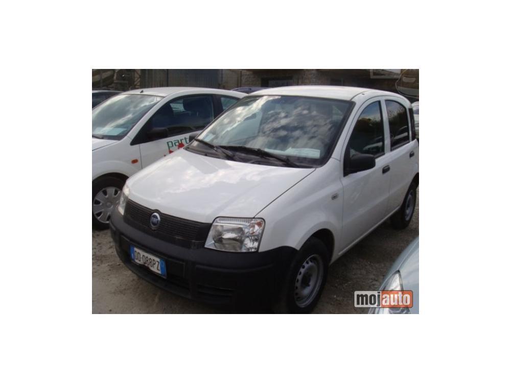 Prodám Fiat Panda 1.3 mj  VAN