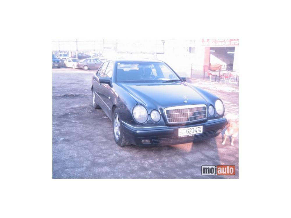 Prodám Mercedes-Benz E 290 td