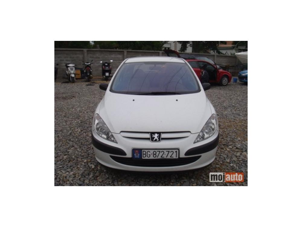 Prodám Peugeot 307 1.4 hdi