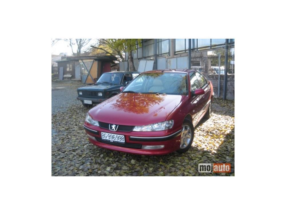 Prod�m Peugeot 406 2.2 BENZIN