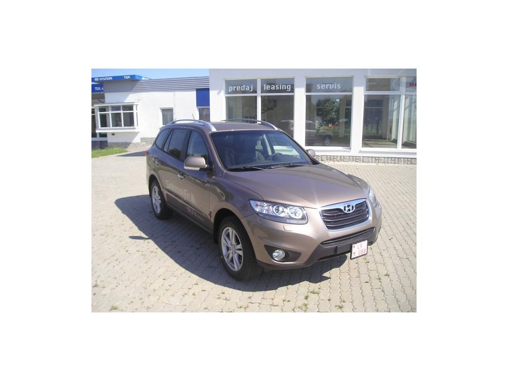 Prodám Hyundai Santa Fe 2,2CRDi Premium