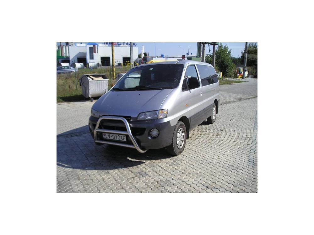 Prodám Hyundai H1 2,5 CRDi VAN