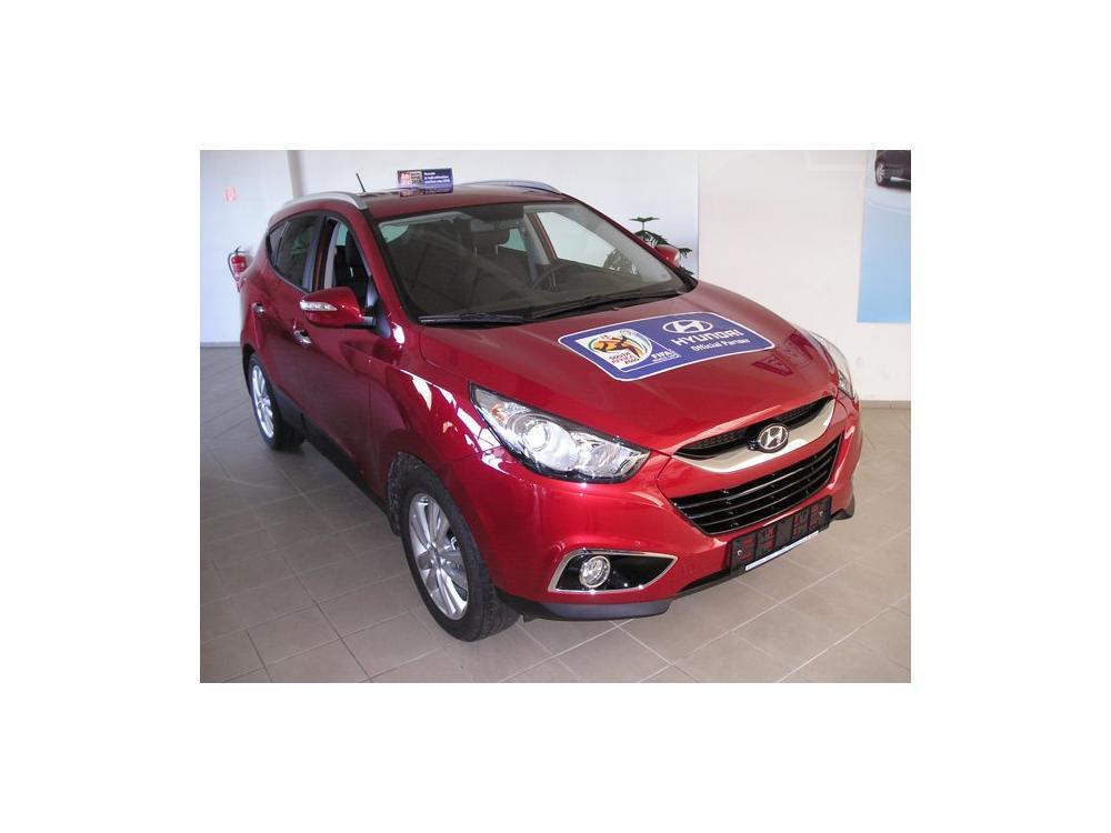 Prodám Hyundai ix35 2,0 CRDi VGT Premium