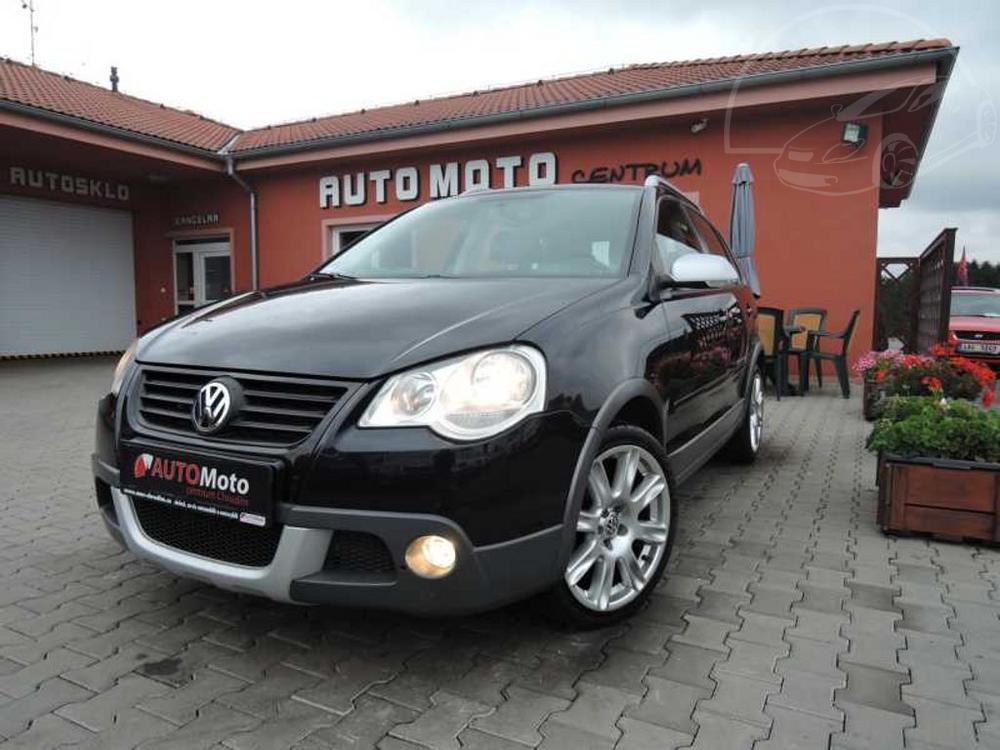 Prod�m Volkswagen Polo Cross 1.4 16V Klima