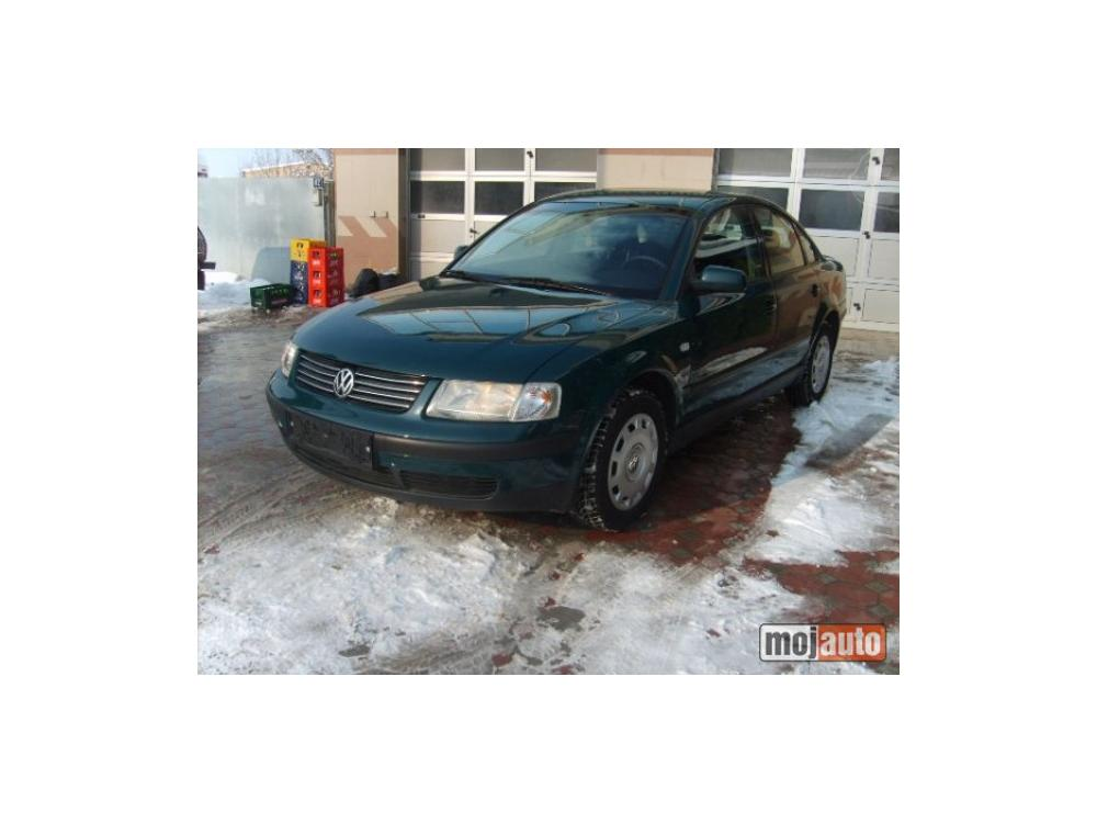 Prodám Volkswagen Passat 1.9tdi 85kw