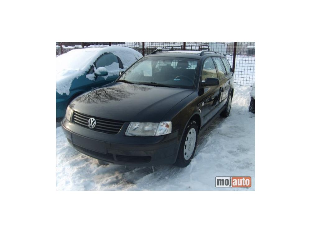 Prodám Volkswagen Passat 1.9 TDI B5