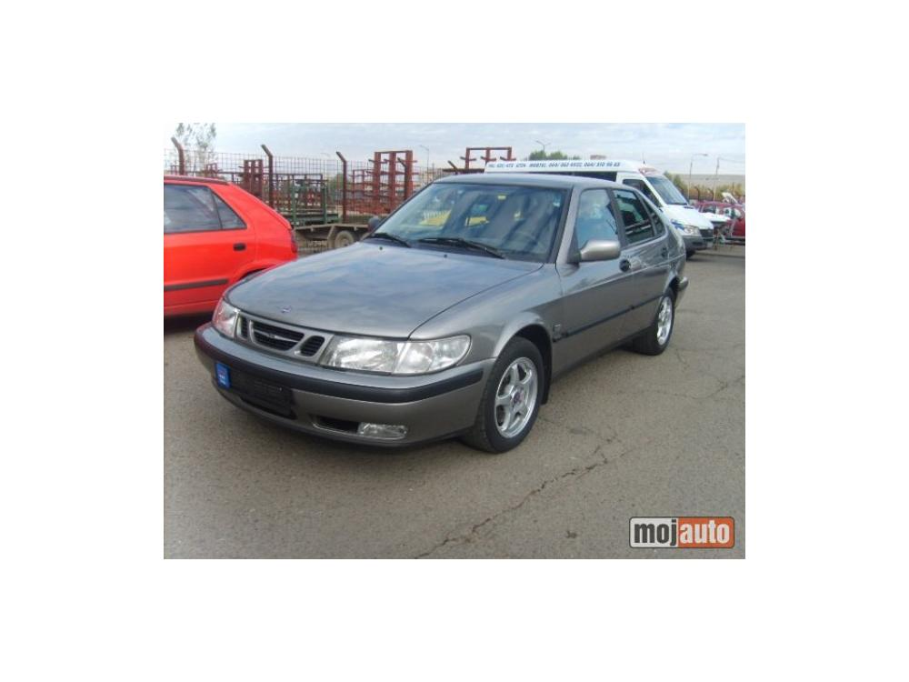 Prod�m Saab 9-3 2.0 turbo benz