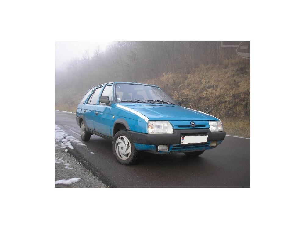 Prodám Škoda Forman 135