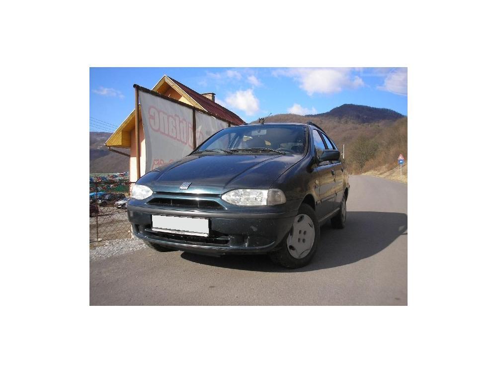 Prodám Fiat Palio Weekend 1.7 TD